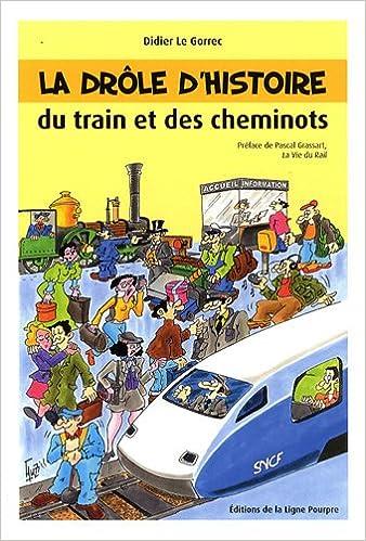 histoire drole train