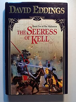 book cover of The Seeress of Kell