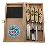 Two Cherries 500-1850 4-Piece Problem Solver Kit in Wood Box