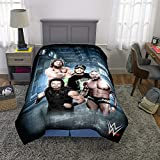 WWE Industrial Strength Twin 64'x86' Microfiber Comforter