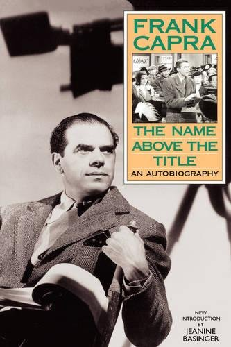 Pdf Entertainment The Name above the Title: An Autobiography