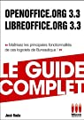 Open Office.org 3.3 par Roda