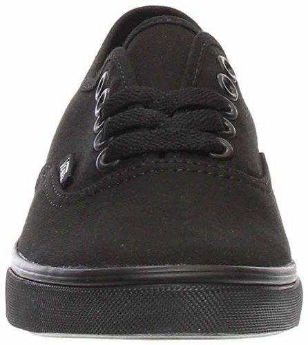 Vans Unisex Authentic (tm) Lo Pro Sneaker Schwarz Schwarz