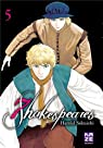 7 Shakespeares, tome 5 par Sakuishi
