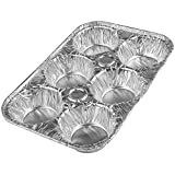 PARTY BARGAINS Muffin Pan | 6-Cup Cupcake