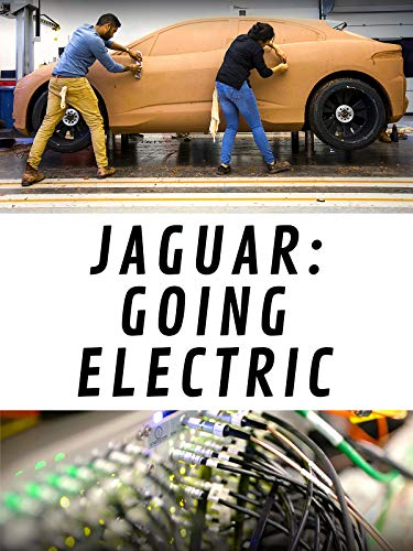 - Jaguar: Going Electric