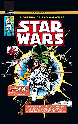 Star Wars Los a�os Marvel. Especial Roy Thomas