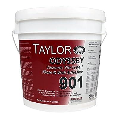 WF Taylor 220864 901-1 1G Odyssey Type 1 Ceramic Tile Adhesive