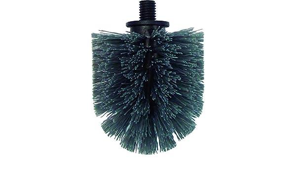 Medio Negro VIGAR Recambio Escobilla Ba/ño de la L/ínea Flower Power