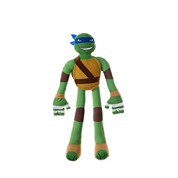 Stretchkins Teenage Mutant Ninja Turtle Leonardo Life-size ...