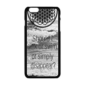 """Danny Store Hardshell Cell Phone Cover Case for New iPhone 6 Plus (5.5""""), Bring Me The Horizon by Maris's Diary"""