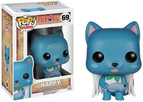 POP! Vinilo - Fairy Tail Happy