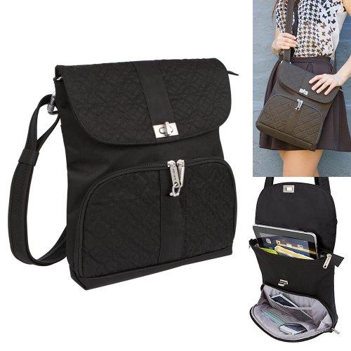 Travelon Shoulder Handbag Messenger Travel