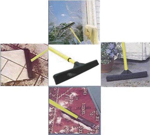 Genesis21 Rubber Push Broom