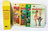 Best of Beverly Cleary Book Set, Reprinted 1981, Yearling Books, Henry Huggins, Henry and the Clubhouse, Ellen Tebbitss, Ramona and Her Father (Newbery Honor Book)