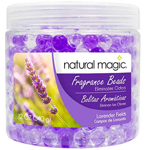 Natural Magic Fragrance Beads - Odor Absorbing - 12 Ounces -