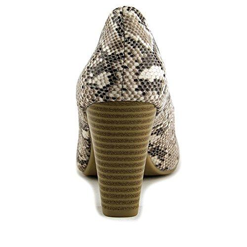 Style & Co Asyaa Spitz Textile Stöckelschuhe Linen