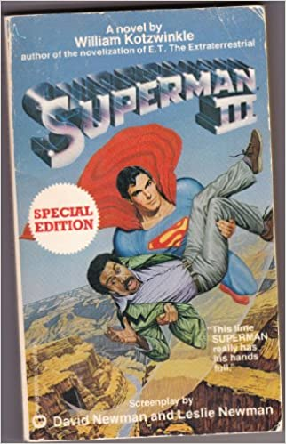Book SUPERMAN III SCREENPLAY BY: DAVID NEWMAN AND LESLIE NEWMAN