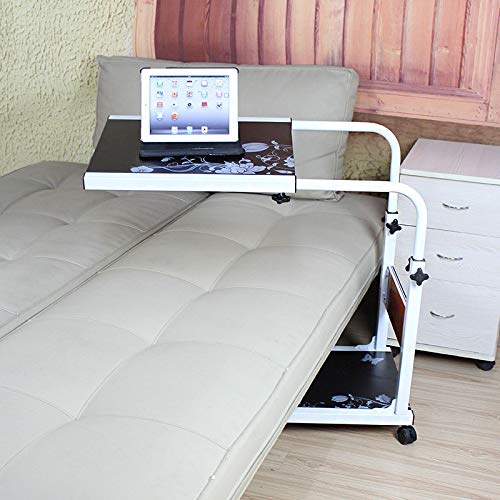 ZZWBOX Lazy Lift Bed Escritorio de la computadora Tablero ...