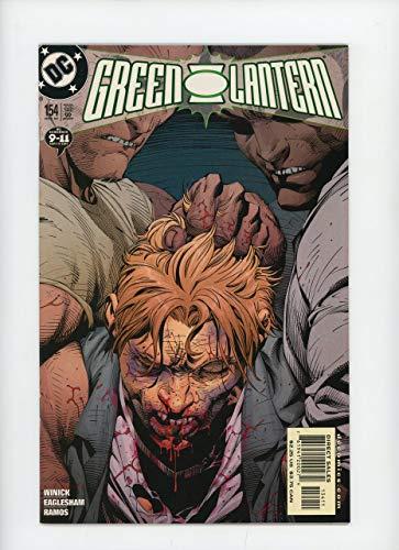 GREEN LANTERN #154 | DC | November 2019 | Vol 3 | Contraversial Gay Bashing issue