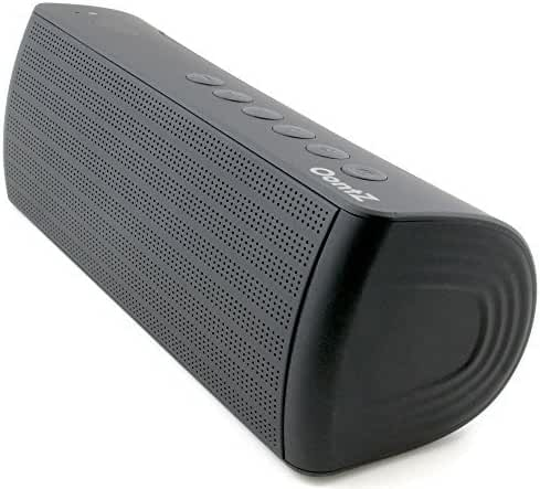 OontZ XL Extra Large Portable Bluetooth Speaker Our Most Powerful Wireless Big Speaker 3 Bass Radiators USB Power Bank - Black, by Cambridge Soundworks