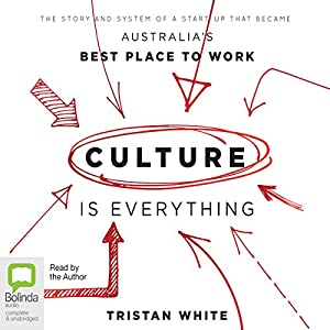 Culture Is Everything Audiobook