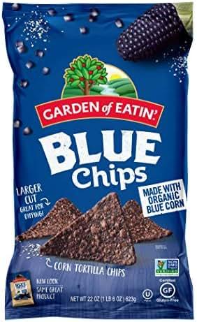 Tortilla & Corn Chips: Garden of Eatin' Blue Chips