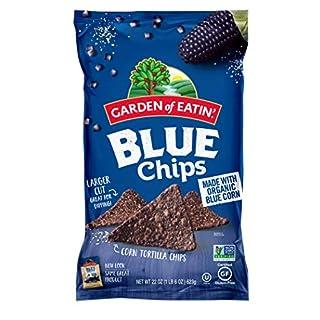 Garden of Eatin' Blue Corn Tortilla Chips, 22 oz. (Packaging May Vary)