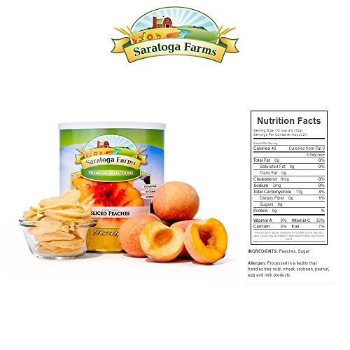 BASIC Year Supply of Freeze-Dried Fruit by Saratoga Farms (Image #3)