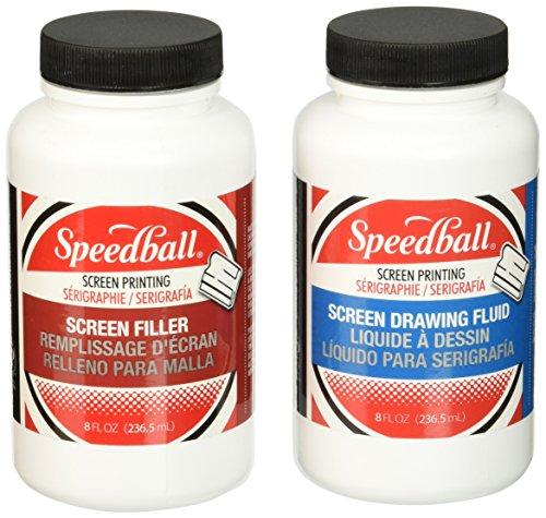 Speedball Art Products SB45031 Drawing Fluid/Screen Filler Kit