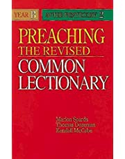 Preaching Revised Common Lect Year B Pentecost Ii: After Pentecost 2