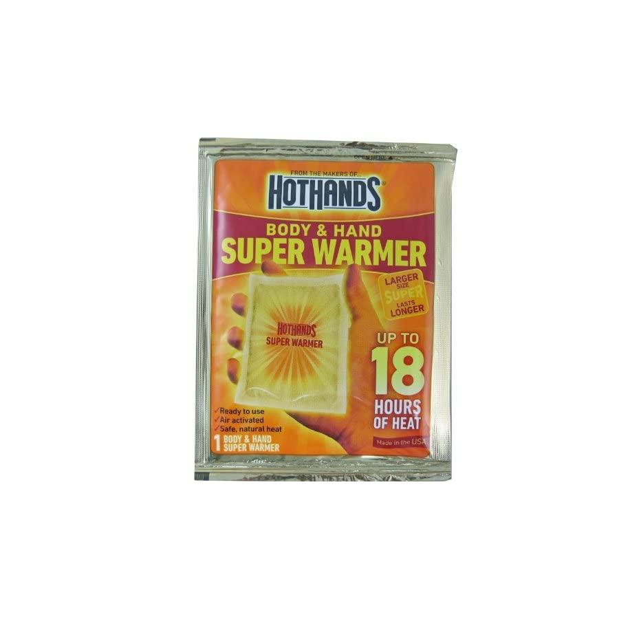 HotHands Hand and Body Super Warmer pk of 4