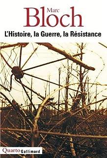L'histoire, la guerre, la résistance : CD 2
