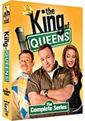 The King of Queens consistently delivered laughs for nine seasons, making it one of the most popular and longest-running comedies in television history! Kevin James stars as Doug Heffernan, a lovable regular guy with an adoring wife, Carrie (...