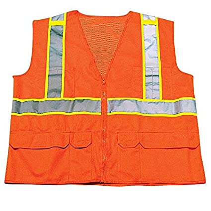 Regular Red Chest-40 Big Bill MX1180US7-RED-40R Oilfield Coverall 2 Reflective Tape