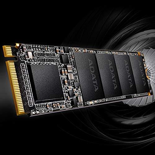 XPG SX6000 Pro 1TB PCIe 3D NAND PCIe Gen3x4 M.2 2280 NVMe 1.3 R/W up to 2100/1500MB/s SSD (ASX6000PNP-1TT-C)