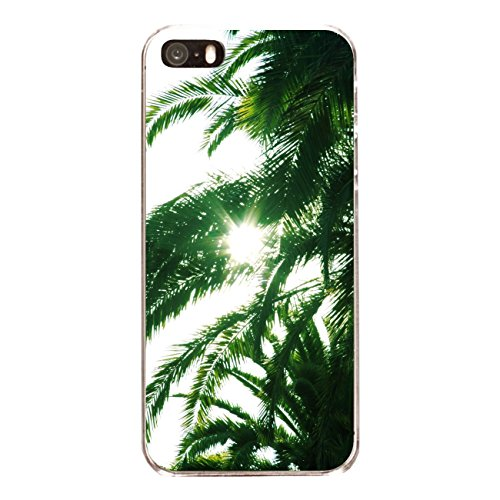 "Disagu Design Case Coque pour Apple iPhone SE Housse etui coque pochette ""Palmschattenspiel"""