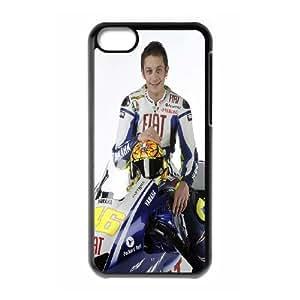 Custom Case Valentino Rossi for iPhone 5C X2S6438595