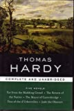 img - for Thomas Hardy: Five Novels - Far From The Madding Crowd, The Return of the Native, The Mayor of Casterbridge, Tess of the d'Urbervilles, Jude the Obscure Hardcover - February 1, 2006 book / textbook / text book