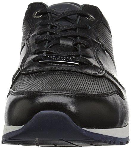 Ted Baker Heren Shindl Sneaker Zwart Leer