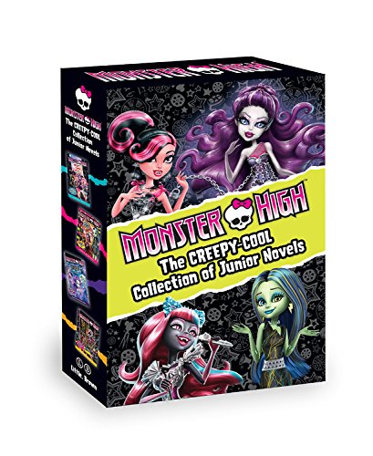 Monster High: The Creepy-Cool Collection of Junior -