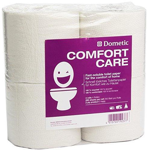 Normales toilettenpapier für campingtoilette