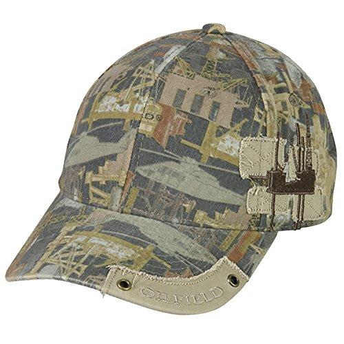 OutDoorCap WLS-500 Wildlife Series, Oilfield/RIG, - Oil Jacket Rig