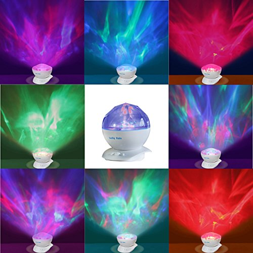 Bedroom Colors Pictures Mood Lighting Bedroom Classic Bedroom Ceiling Design Bedroom Ideas Hgtv: Aurora Borealis Night Light Projector With Music Player