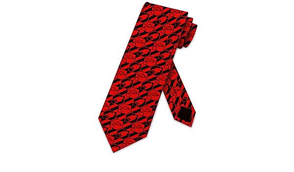 Arkansas Nexus Silk Necktie
