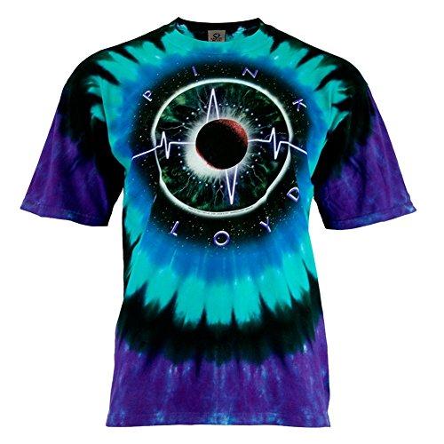 Pink Floyd   Pulse Circle Dye T Shirt   Large