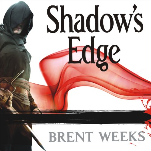 Shadow's Edge: Night Angel Trilogy, Book 2