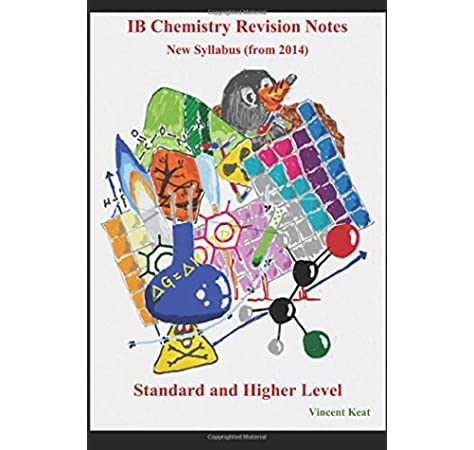 Ib Chemistry Revision Notes Higher Level Keat Vincent 9781520795751 Amazon Com Books