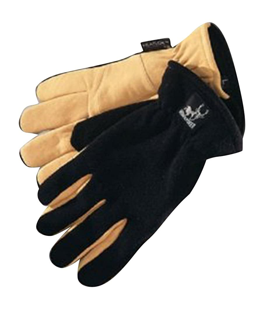 Tan L The Lakeside Collection Heatlok Thermal Gloves
