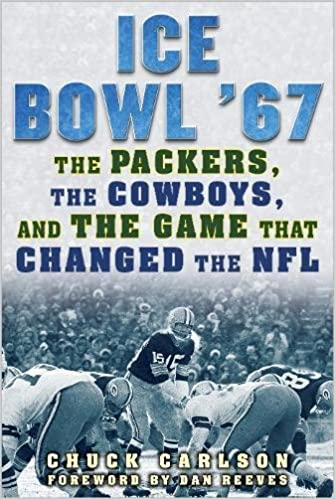 Image result for Ice Bowl '67 : the Packers, the Cowboys, and the game that changed the NFL